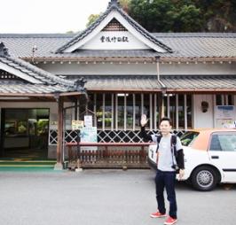 竹田の城下町